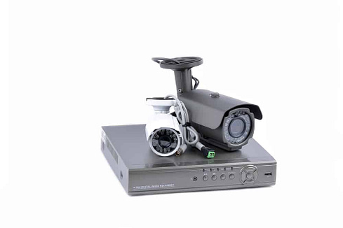 Digital Video Recorder and video surveillance cameras
