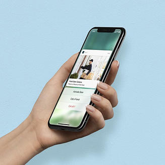 arlo at your fingertips