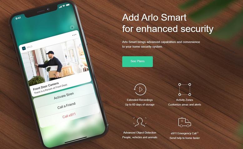 Alro Smart Camera Features