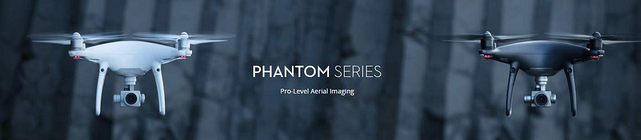 DJI Phantom Series Drones