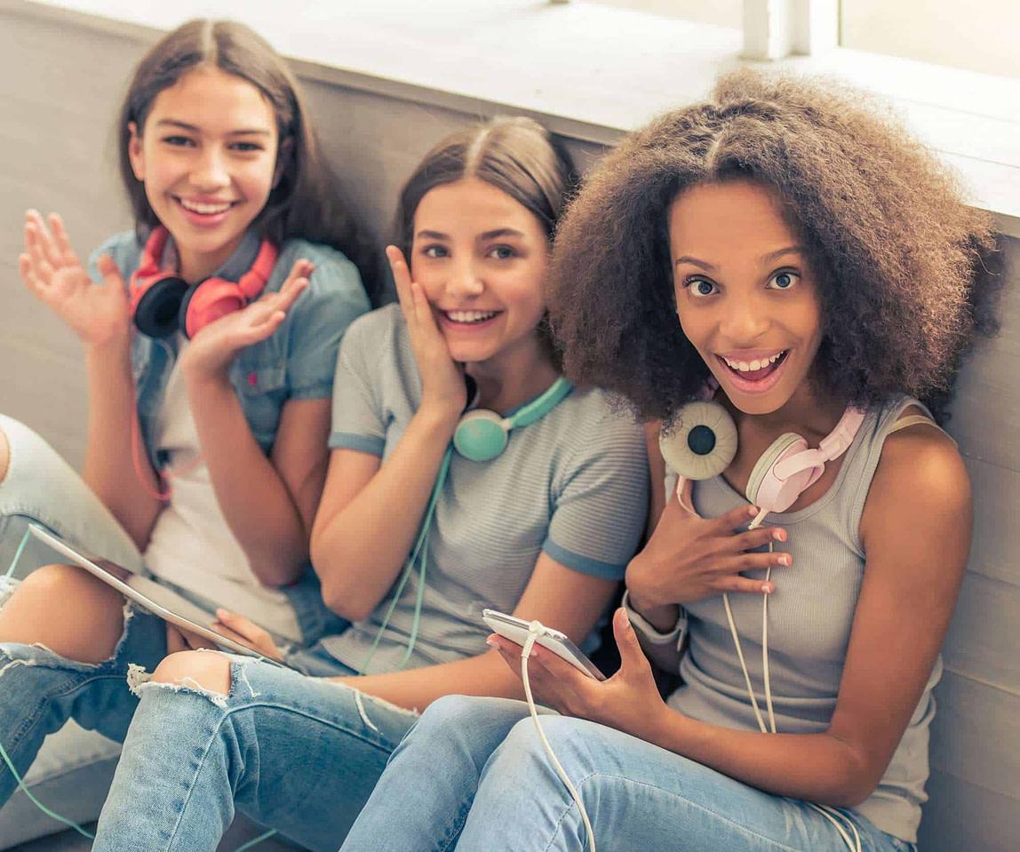 Different Headphones for Kids