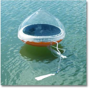 Filter Salt Water Using Reverse Osmosis