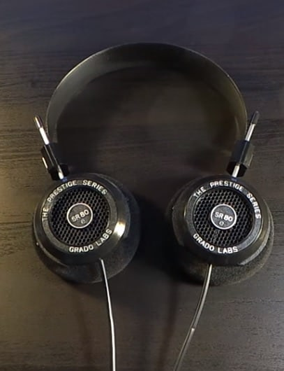 Grado SR80e Review