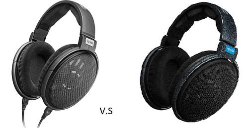 HD600 vs HD650