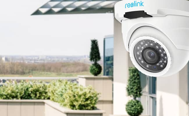 Installing a Turret Security Camera