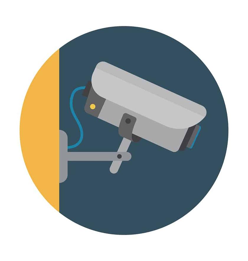 Surveillance Colored