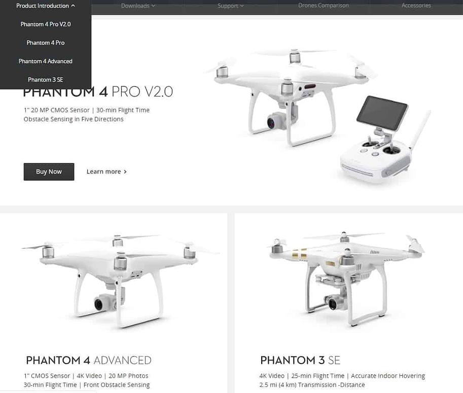DJI Drone Production